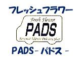 PADS(パドス)/毎週、お花をお届けいたします。